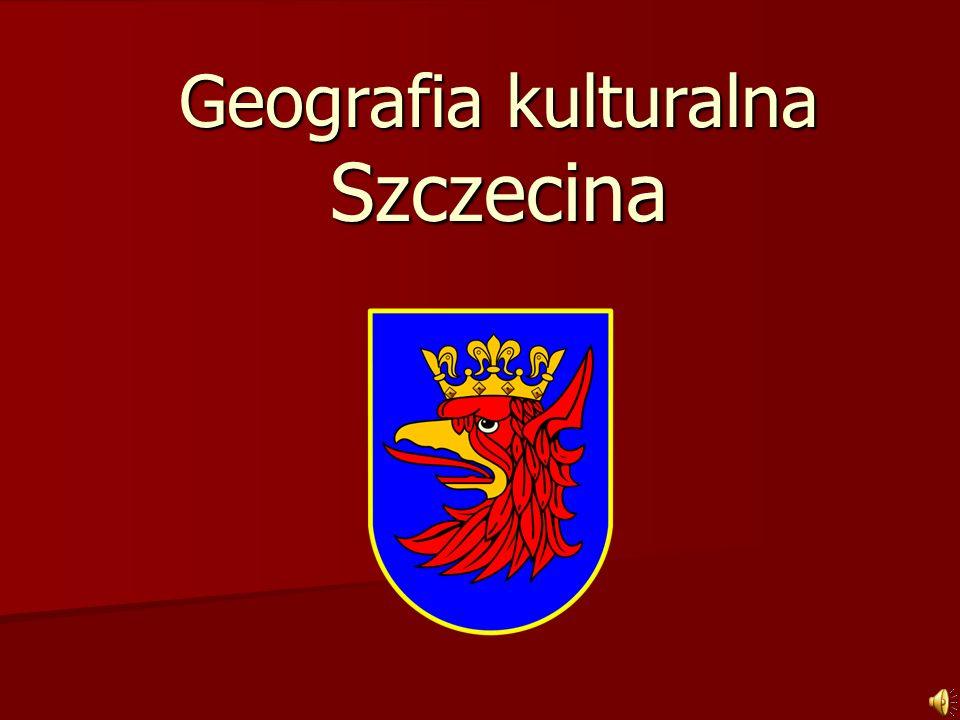 Geografia kulturalna Szczecina