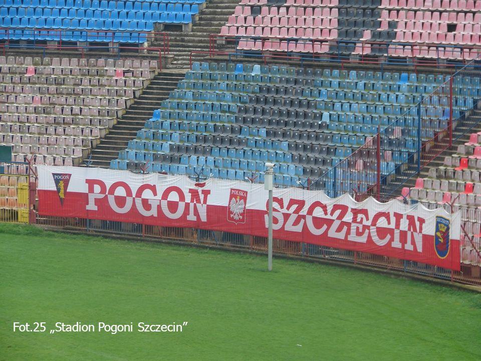 Fot.25 Stadion Pogoni Szczecin