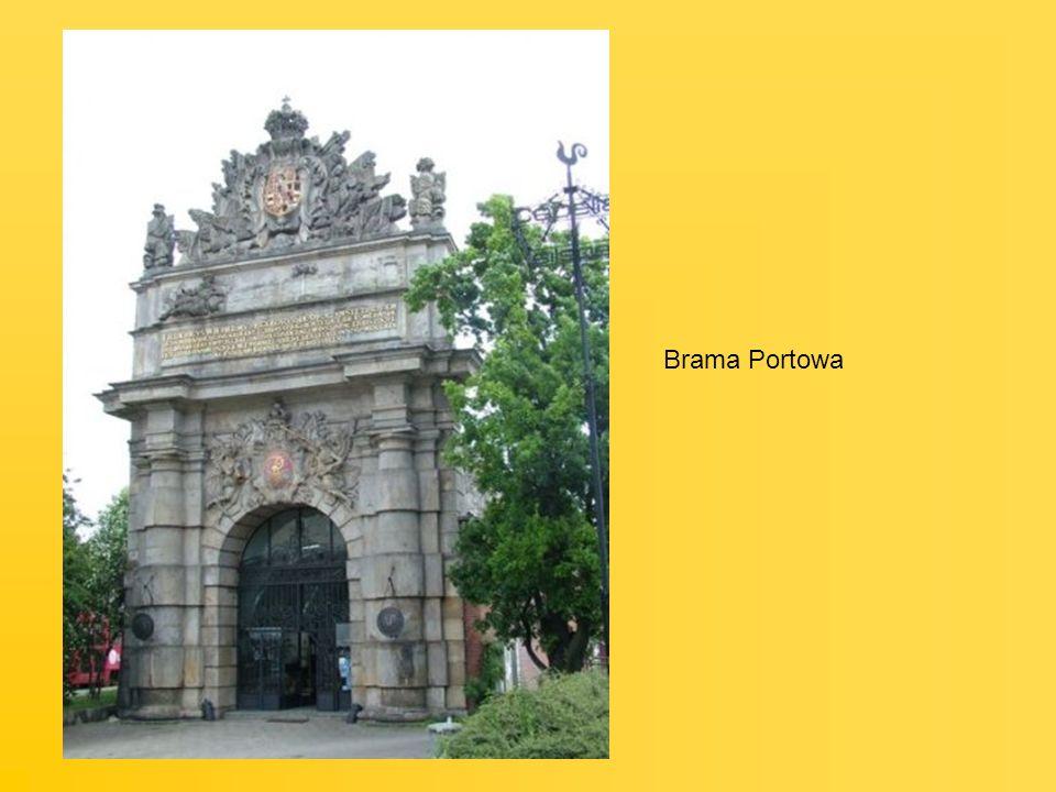 Brama Portowa