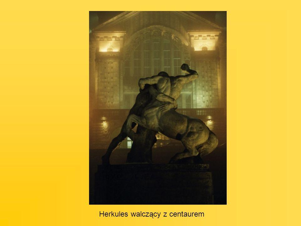 Herkules walczący z centaurem