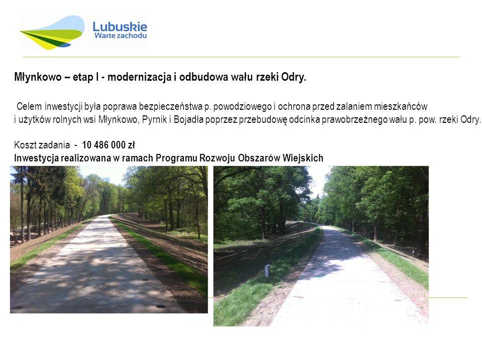 Zbiorniki małej retencji gm.Czerwieńsk - Zbiornik Strużyna, Zbiornik Czerwieńsk poj.