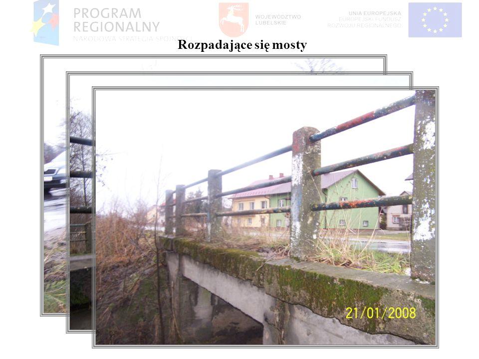 Rozpadające się mosty