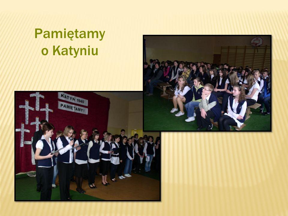 Pamiętamy o Katyniu