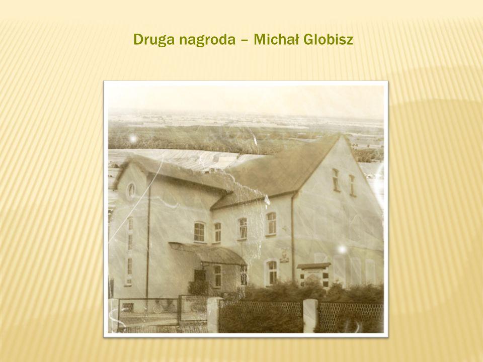 Druga nagroda – Michał Globisz