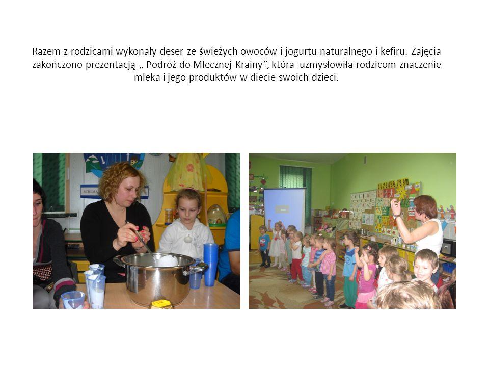 Na początku zajęć w grupie 6-latków dzieci przypomniały sobie wiadomości na temat PIRAMIDY ŻYWIENIOWEJ - co ona oznacza i jak poprawnie się ją czyta, czyli co jest w niej najważniejsze dla zdrowego organizmu.