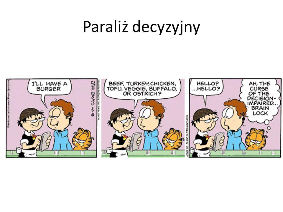 Paraliż decyzyjny