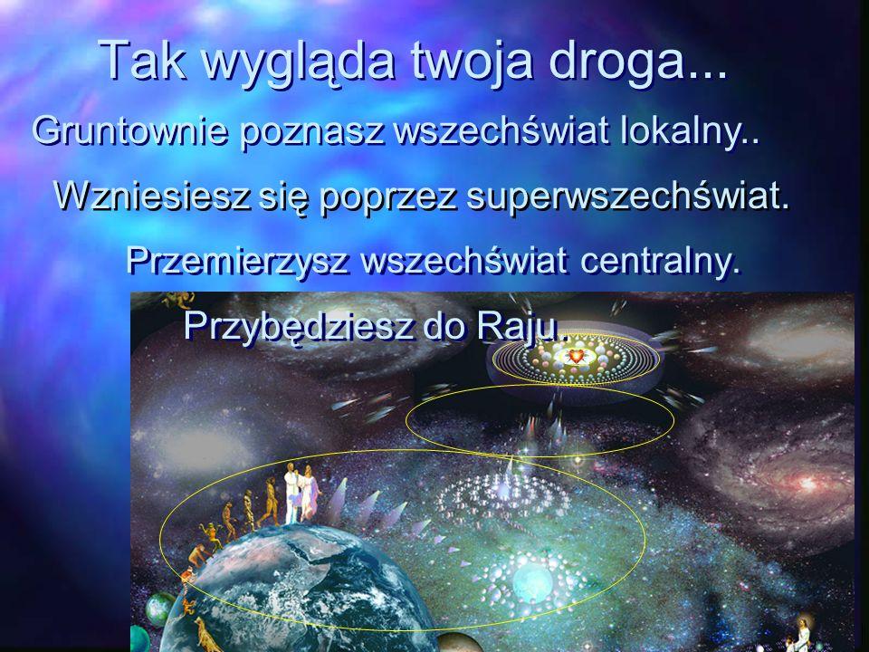 Gdy zbliżać się będziesz do Uversy, będziesz się uczył(a) czegoś innego na każdym każdym z jej 490 490 satelitów.