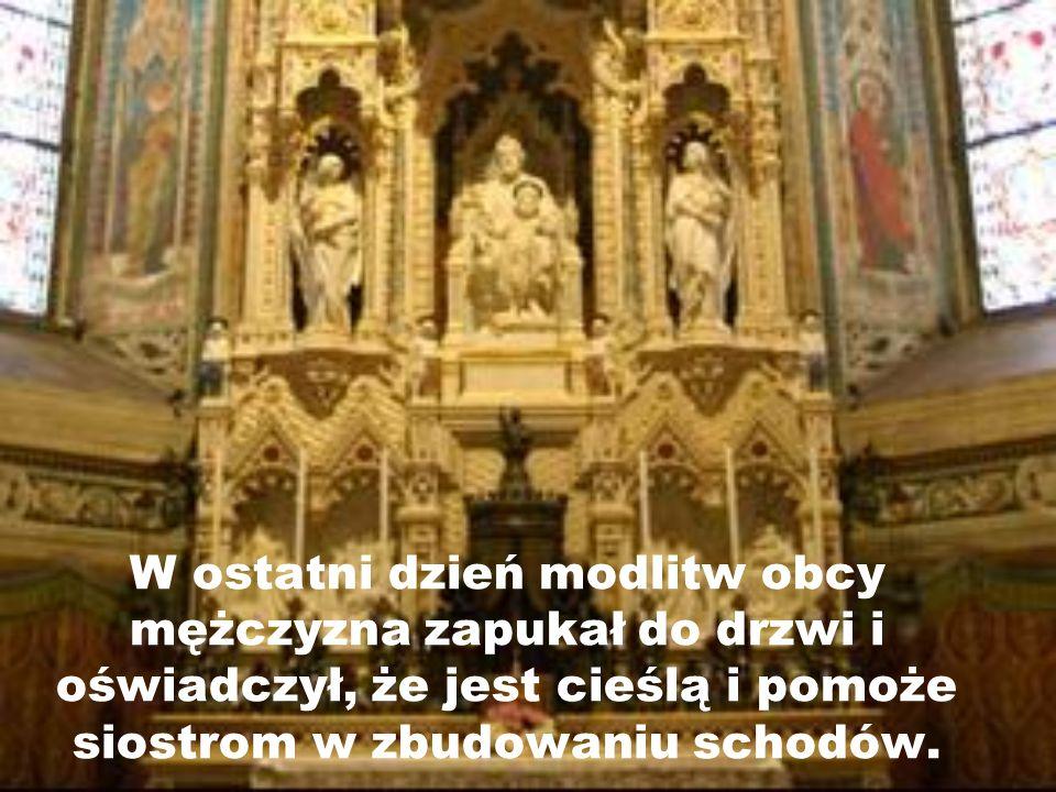 Siostry zakonne spędziły 9 dni na modlitwach do św. Józefa, który sam był cieślą.
