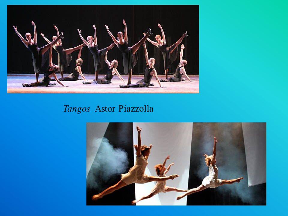 Tangos Astor Piazzolla