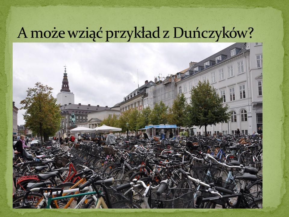 zapomnieliśmy o rzeczy podstawowej,że powinniśmy chodzić !,że powinniśmy jeździć rowerami !