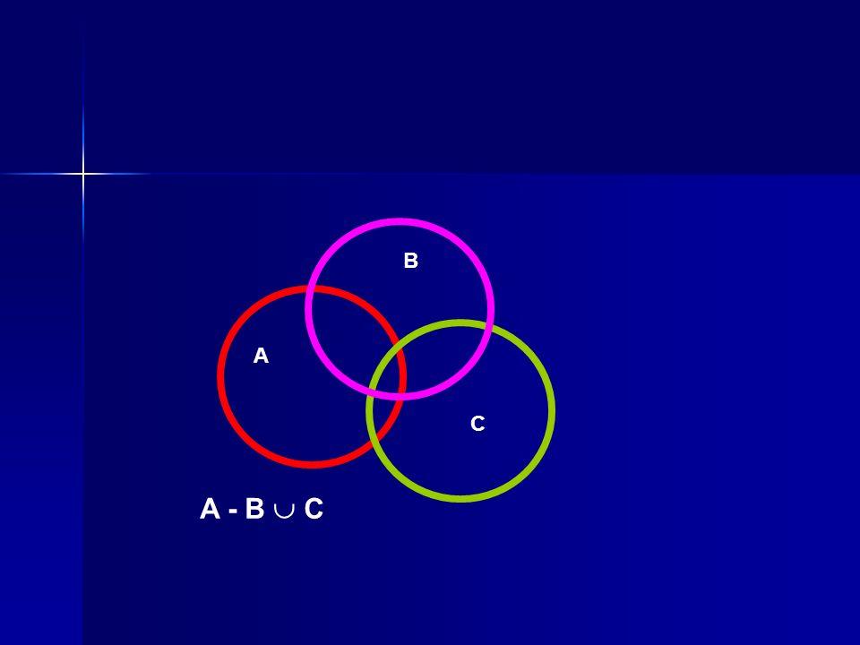 A - B C A B C
