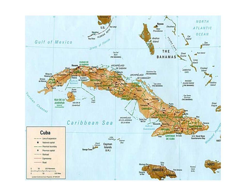 Jaki jest klimat na Kubie .