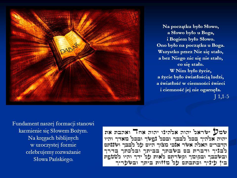 Celem Tebajdy jest poznawanie i celebrowanie świętej Liturgii Kościoła.