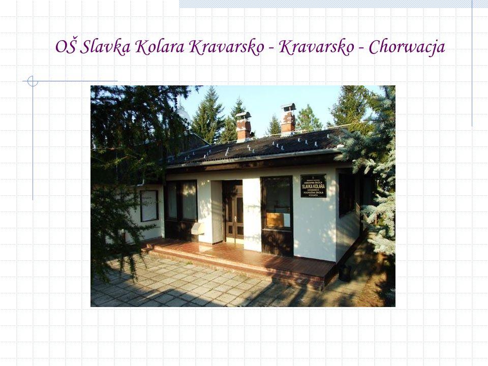OŠ Slavka Kolara Kravarsko - Kravarsko - Chorwacja