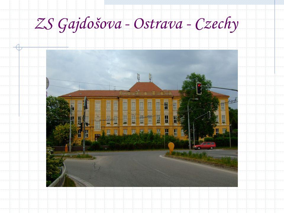 ZS Gajdošova - Ostrava - Czechy