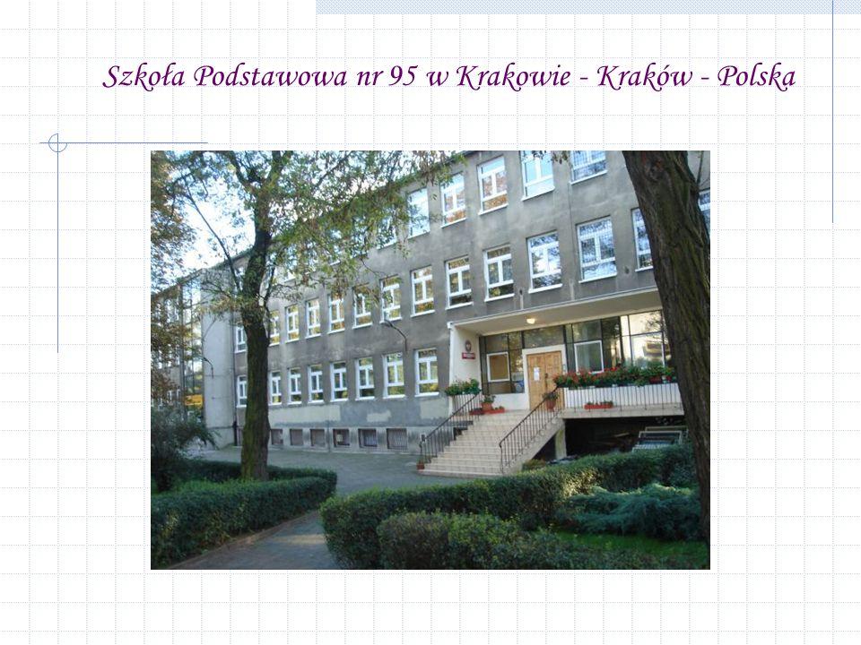 Szkoła Podstawowa nr 95 w Krakowie - Kraków - Polska