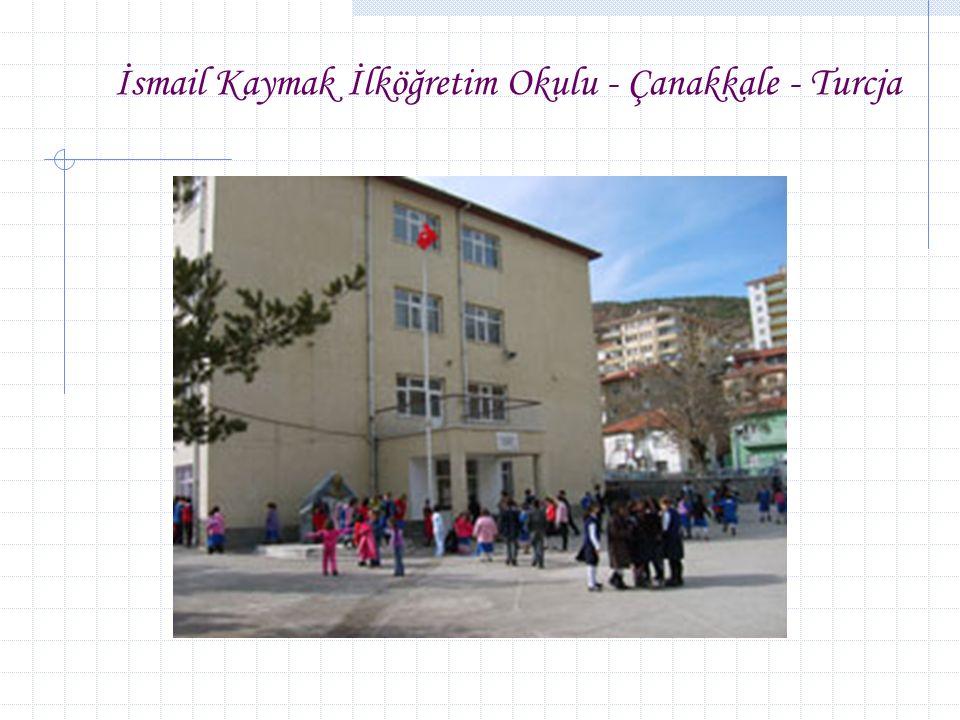İsmail Kaymak İlköğretim Okulu - Çanakkale - Turcja