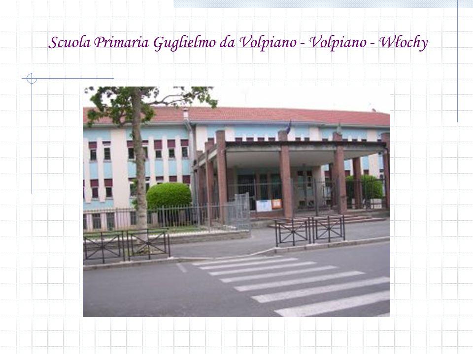 Scuola Primaria Guglielmo da Volpiano - Volpiano - Włochy