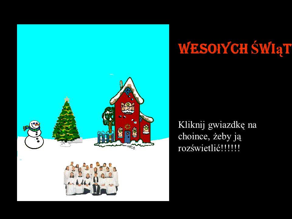 Weso ł ych Ś wi ą t Bo ż ego Narodzenia I Szcz ęś liwego Nowego Roku.