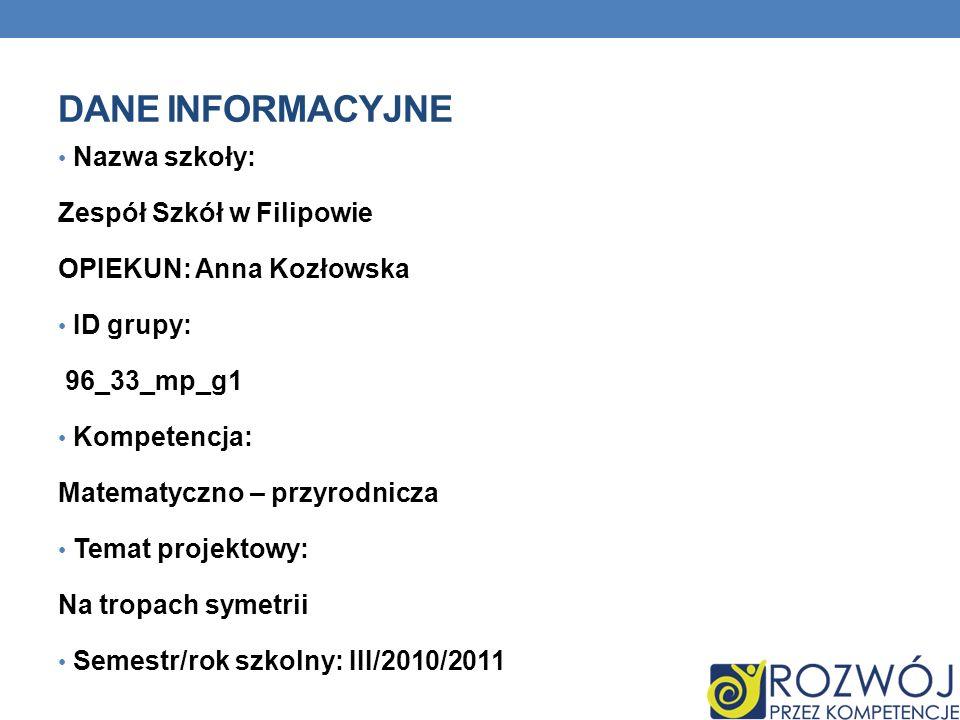 POCZĄTEK NOWEGO SEMESTRU 22 lutego 2011 roku rozpoczęliśmy nowy, trzeci już semestr pracy w ramach projektu Rozwój przez kompetencje.