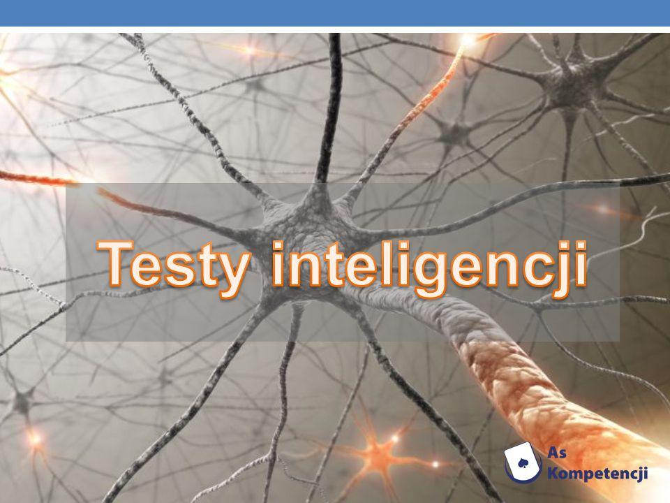 test w założeniach mierzący poziom inteligencji.