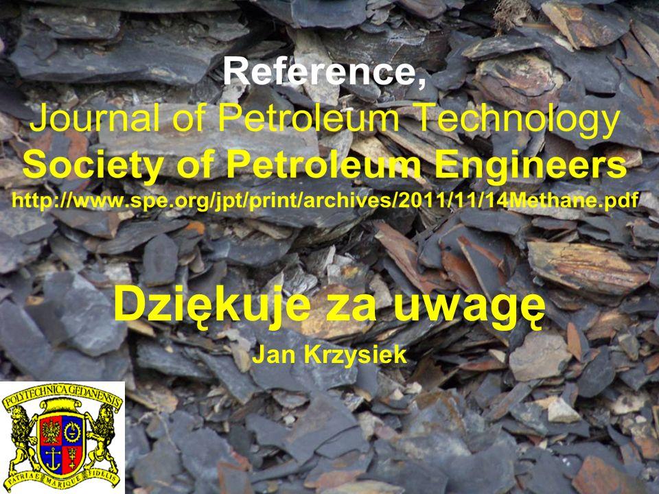 Dziękuje za uwagę Jan Krzysiek