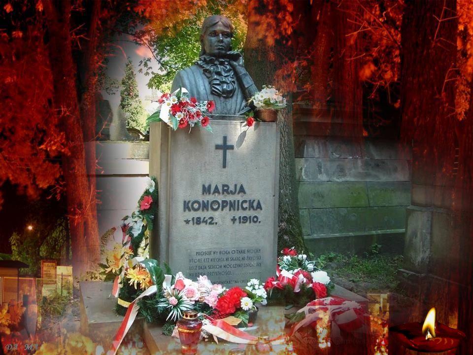 DA - MA Na Cmentarzu Łyczakowskim pochowani są wybitni Polacy, weterani powstań: Kościuszkowskiego Listopadowego,Styczniowego, naukowcy, przemysłowcy, literaci, artyści.