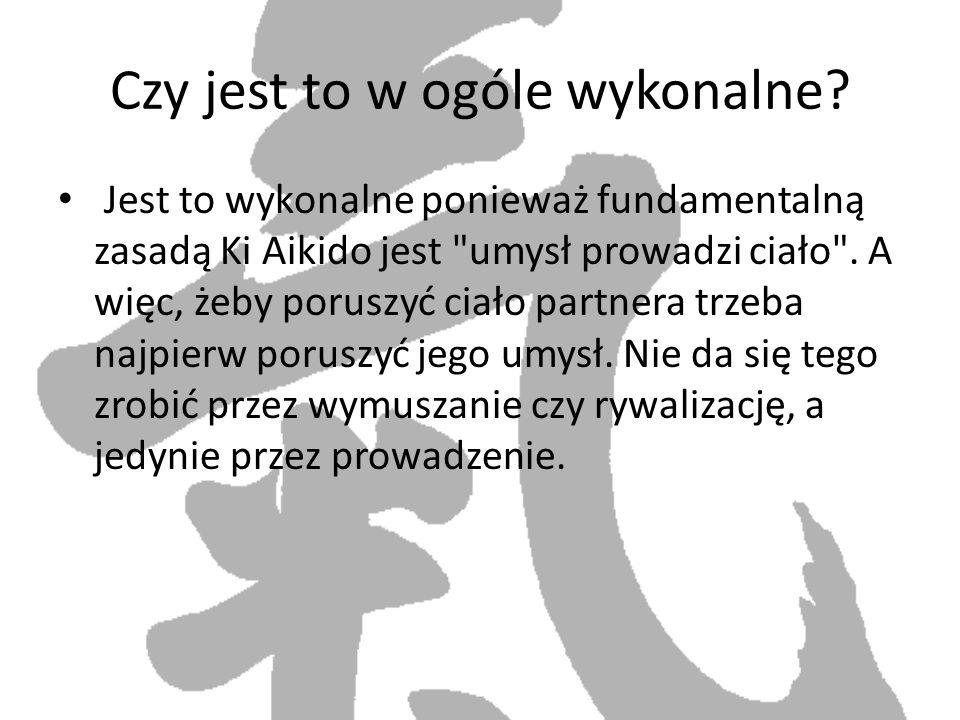 Aikido w Polsce Największa unią Aikido w Polsce jest Autonomiczna Akademia Aikido.