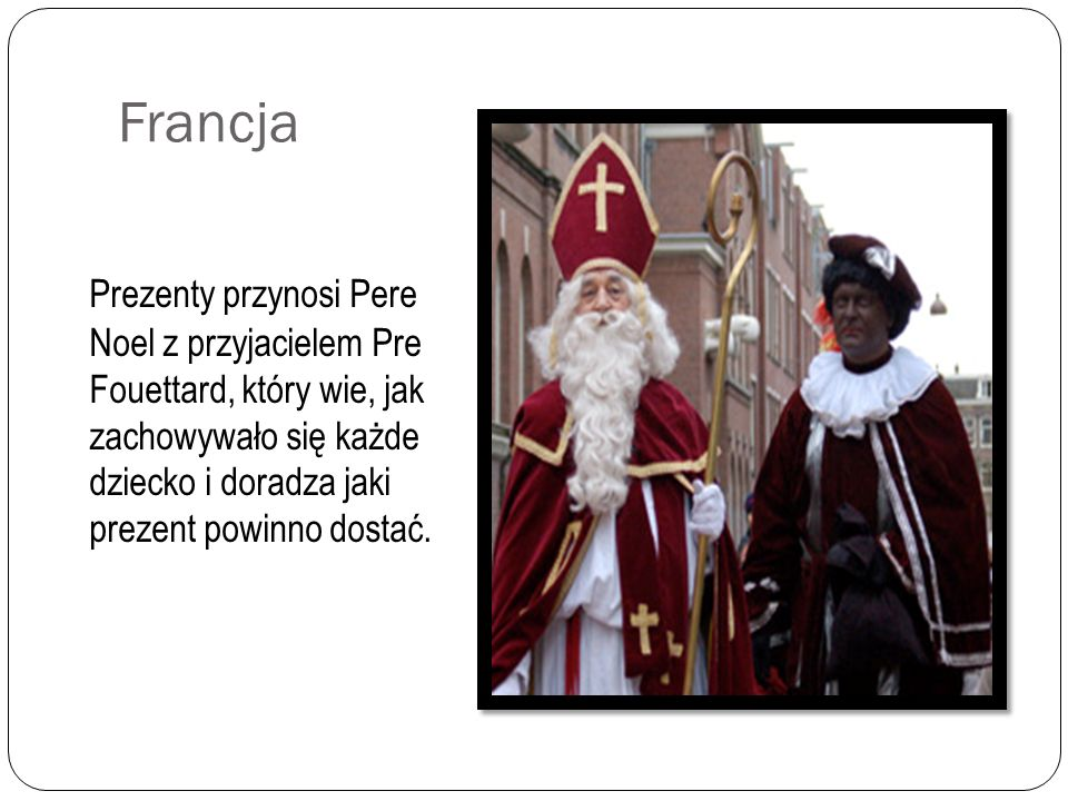 Stany Zjednoczone Wielka Brytania Santa Claus - W krajach anglosaskich to właśnie on przynosi dzieciom prezenty w wigilię Bożego Narodzenia. Dzieci pi