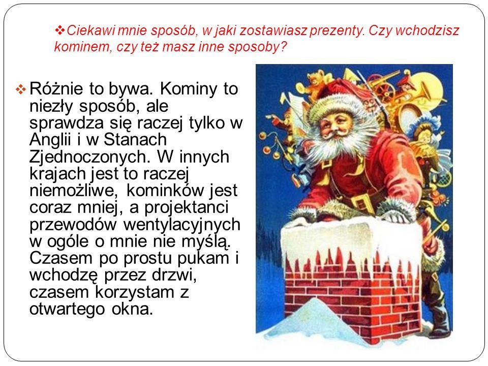 Święty Mikołaj urodził się podobno w Azji Mniejszej, skąd więc te renifery i arktyczny krajobraz? To zasługa pewnego pisarza. Clement A. Moore, autor