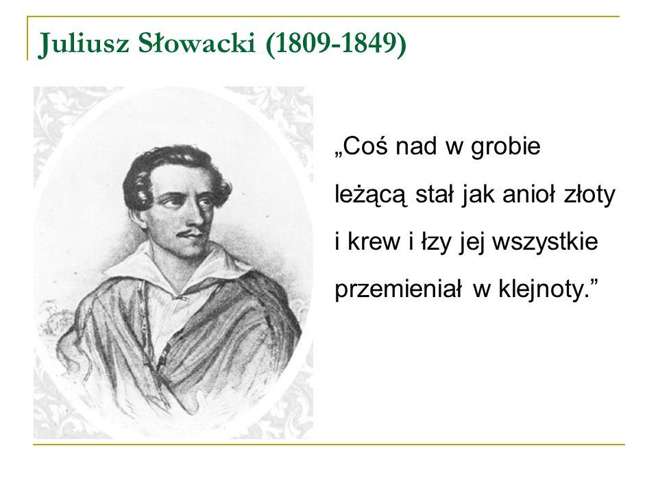 Stanisław Wyspiański (1869-1907) (…) w czas bez wiary i na wszystko głuchy Przyszedłeś dać świadectwo, że są jeszcze duchy.