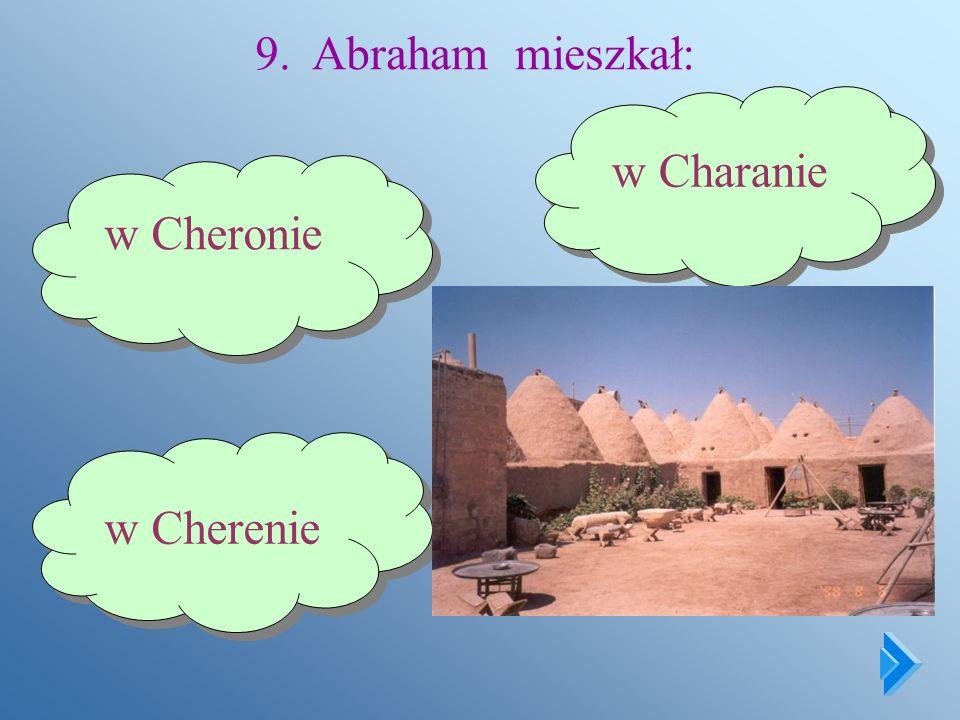 8. Symbolem ludzkiej pychy jest: Arka Noego wieża Babel kasza manna