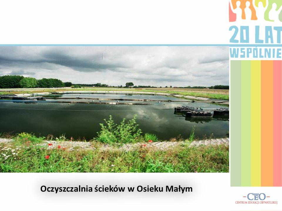 Ochrona środowiska W ciągu ostatnich 20 lat władze gminy zadbały o ochronę środowiska: wybudowano biologiczno – mechaniczną oczyszczalnię ścieków o pr