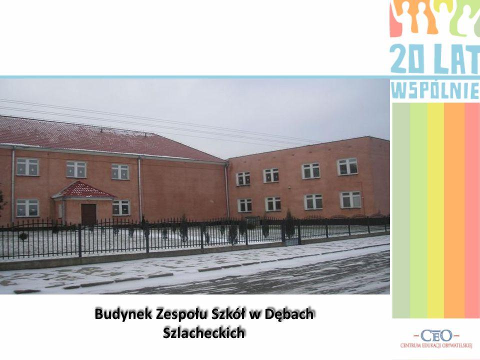 Edukacja Odkąd władze samorządowe przejęły opiekę nad obiektami szkolnymi, zadbały o ich odnowienie i unowocześnienie : wybudowano szkołę podstawową w