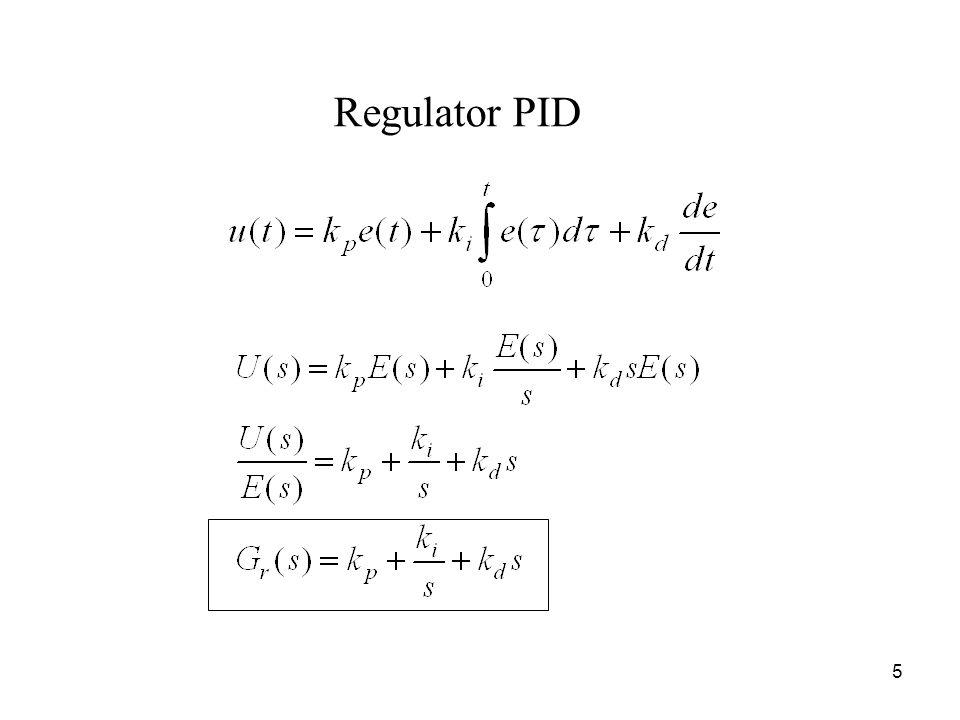 5 Regulator PID