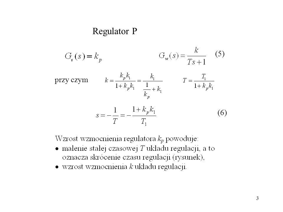 3 przy czym (5) (6) Regulator P