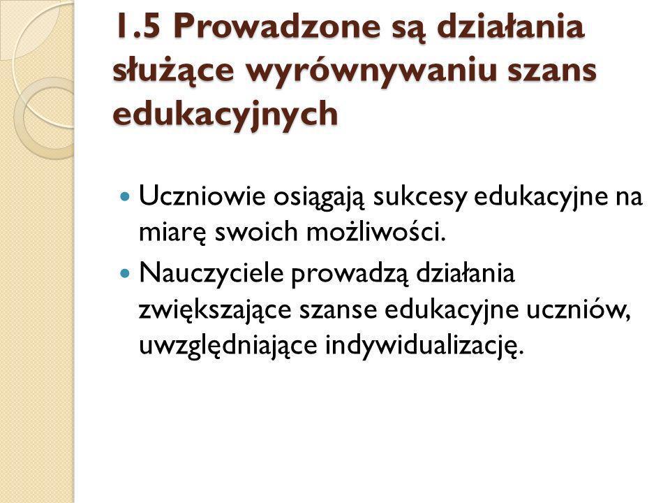 W dokumencie: K ONCEPCJA PRACY Gimnazjum im.ks. abp.