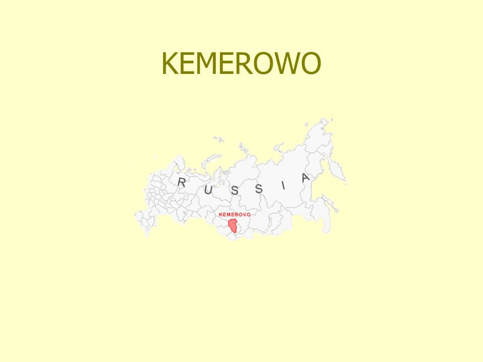 KEMEROWO