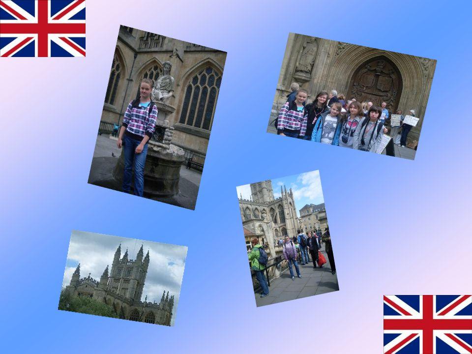 20.05.2011r.– piątek Dzisiaj byliśmy na wycieczce w Exeter.