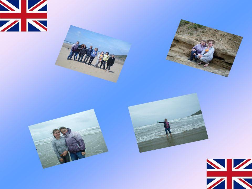 21.05.2011r.– sobota Ten dzień spędziłam z Aimee i jej rodziną.