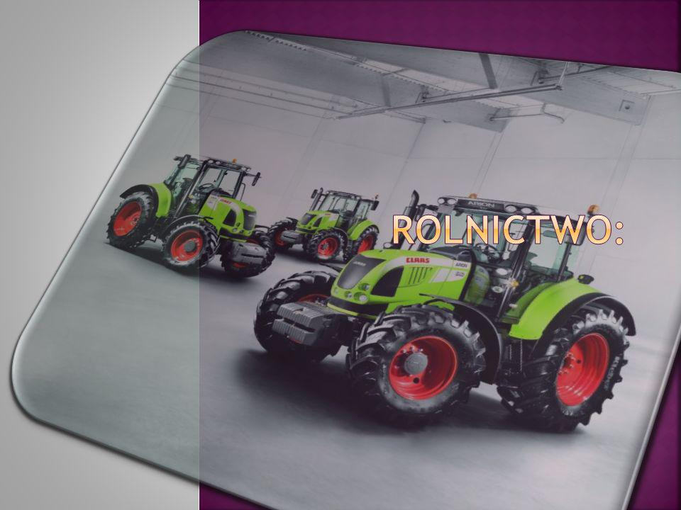 Ukształtowanie powierzchni - najbardziej sprzyjające rolnictwu są tereny równinne lub pagórkowate o łagodnych stokach.