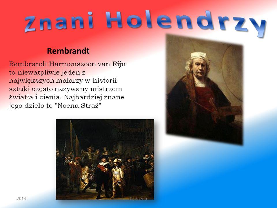 Rembrandt Rembrandt Harmenszoon van Rijn to niewątpliwie jeden z największych malarzy w historii sztuki często nazywany mistrzem światła i cienia. Naj