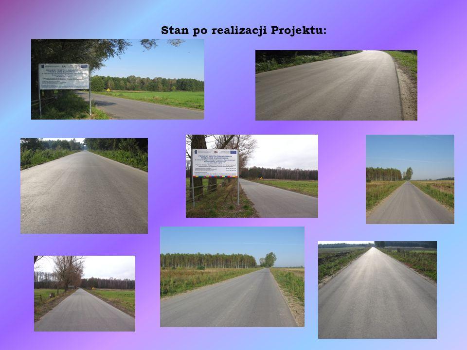 Stan po realizacji Projektu: