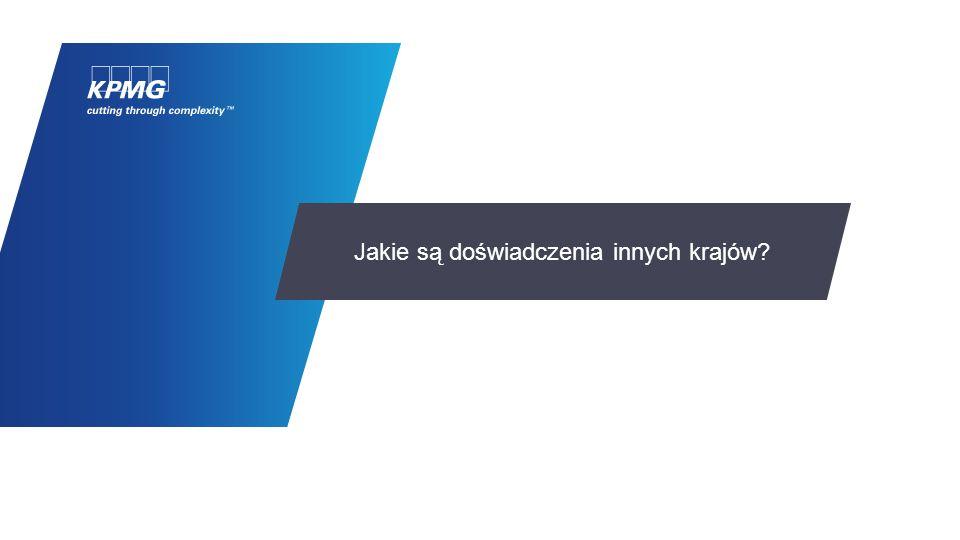 5 © 2014 KPMG Advisory Spółka z ograniczoną odpowiedzialnością sp.k.