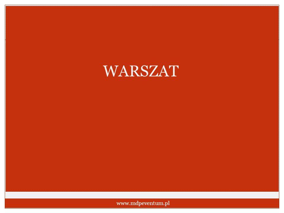 www.mdpeventum.pl WARSZAT
