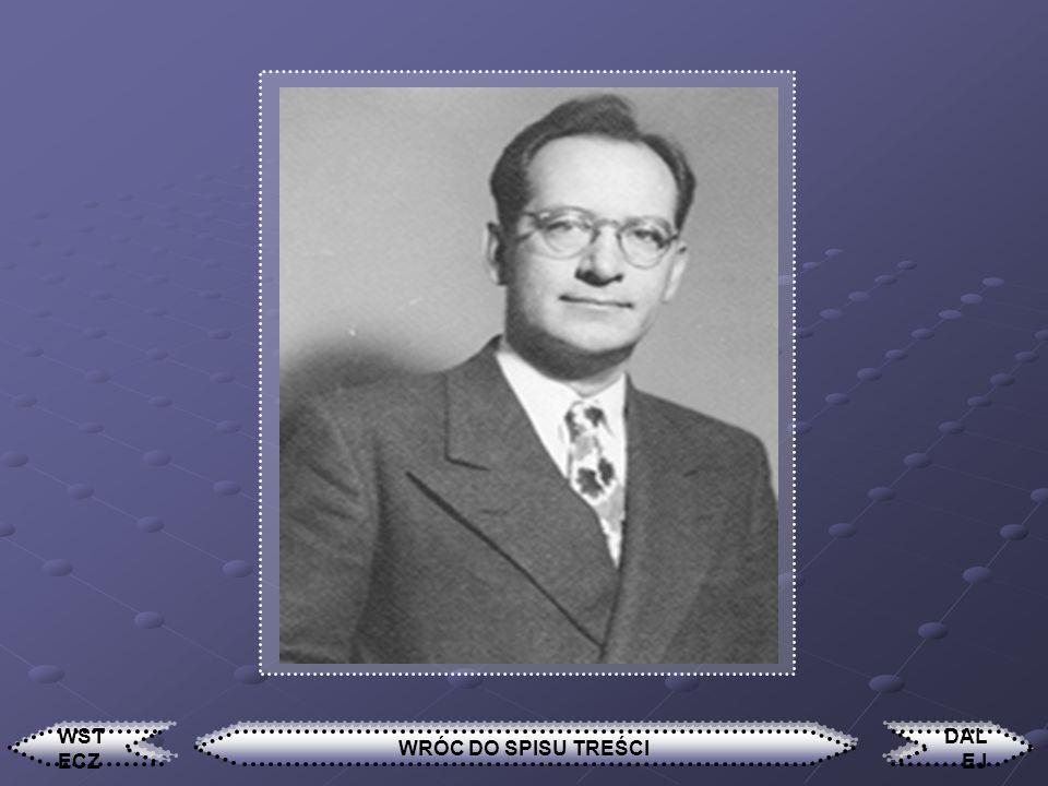 ECKERT JOHN PRESPER ECKERT JOHN PRESPER (1919–95), inżynier amer.; konstruktor (wspólnie z J.W. Mauchlym) pierwszego na świecie komputera (ENIAC, a ta