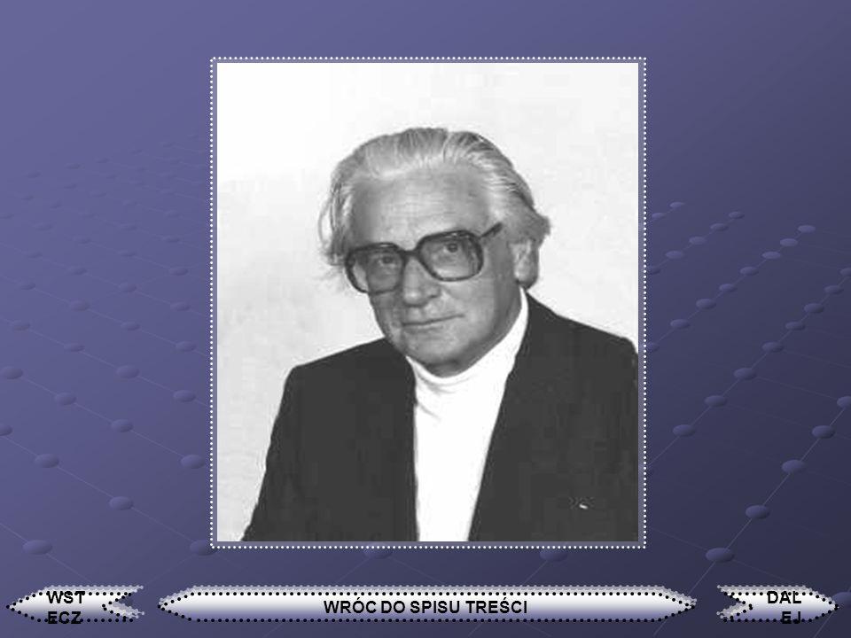 Zuse Konrad Urodzony w 1910 roku w Berlinie, jeden z pionierów konstrukcji komputerowych.