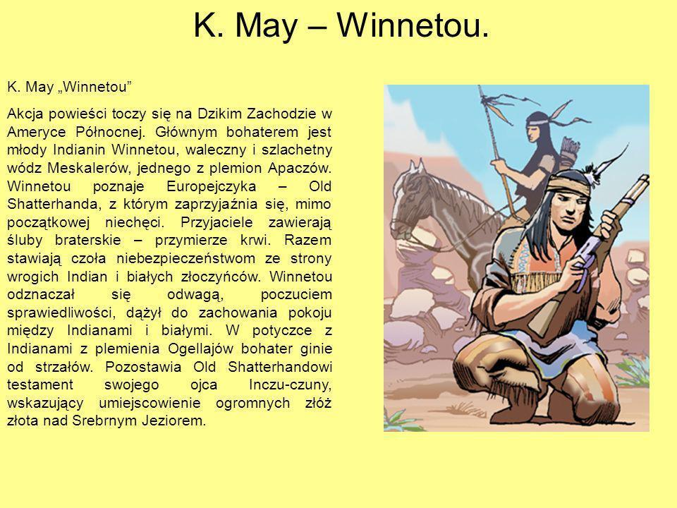 K.May – Winnetou. K.