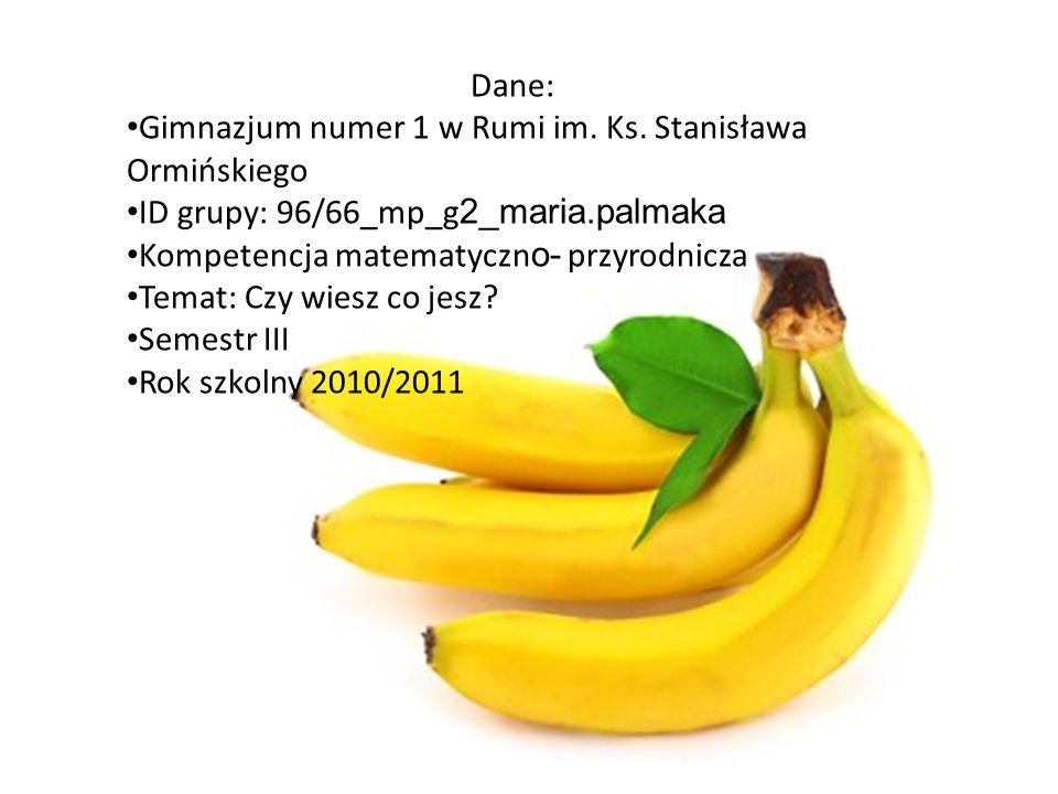 Dane: Gimnazjum numer 1 w Rumi im. Ks. Stanisława Ormińskiego ID grupy: 96/66_mp_g 2_maria.palmaka Kompetencja matematyczn o- przyrodnicza Temat: Czy