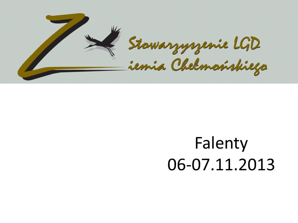 Falenty 06-07.11.2013